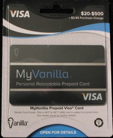 Vanilla Reloadables - Frequent Miler