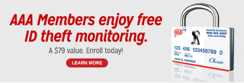 Aaa Credit Monitoring >> Free Experian Credit Monitoring with AAA membership (for ...
