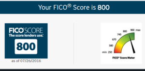 Free Equifax FICO Score from Citi 2