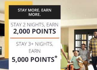 Choice Hotels promotion