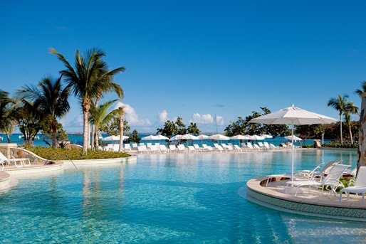 Radisson Blu Resort, Marina & Spa, St. Martin Pool
