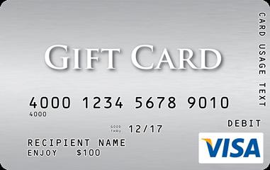 GiftCardMall Silver Visa