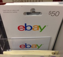 Ebay Gift Cards Return To Stores Here S Why That S Awesome