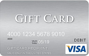 visa gift cards purchase