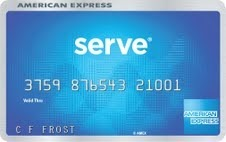 american express serve types guide