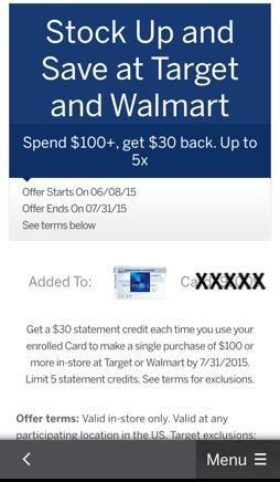 Target or Walmart