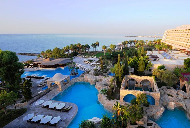 SPG two free nights: Le Meridien Limassol Spa and Resort