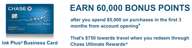 How to get approved for the Chase Ink 60K offer Frequent Miler