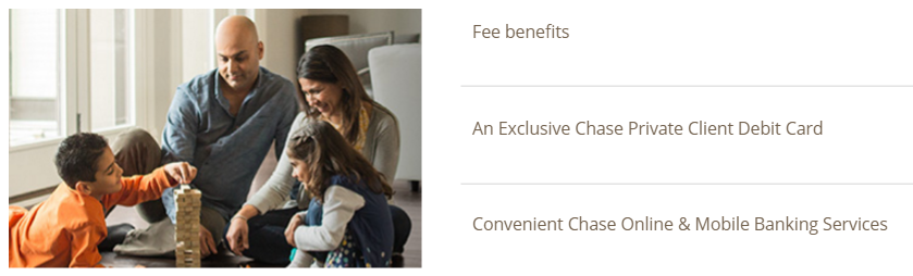 Chase Private Client Benefits