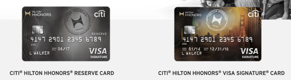 citi hhonors increased offers