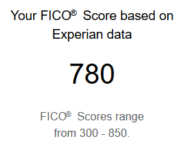 Free Experian FICO Score from Discover