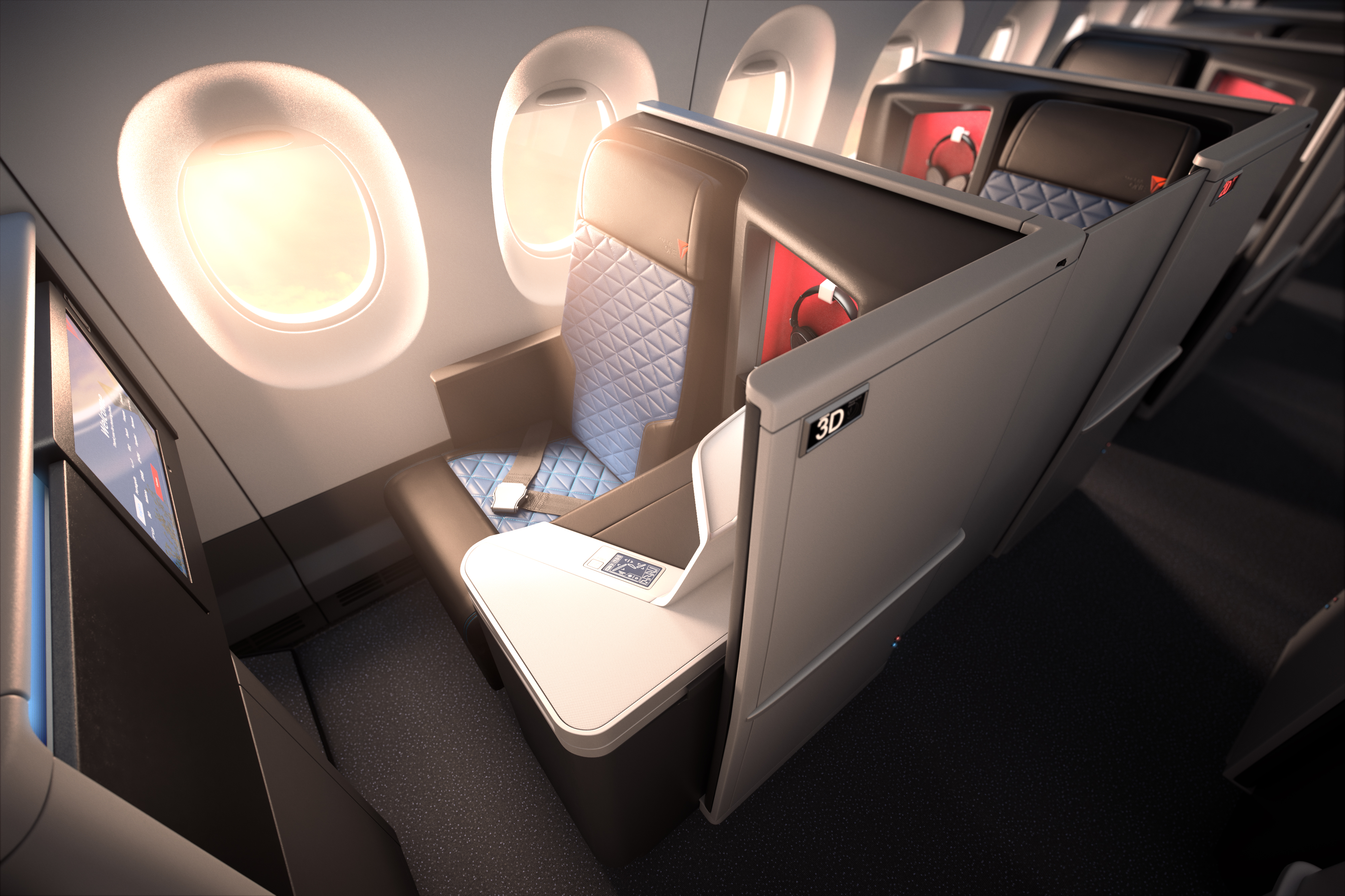 Delta elite status includes choice of 3 Diamond Choice Benefits (I love Global Upgrade Certs!)
