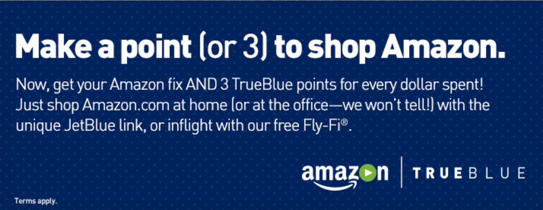 amazon jetblue partnership