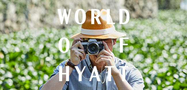 World of Hyatt Explorist