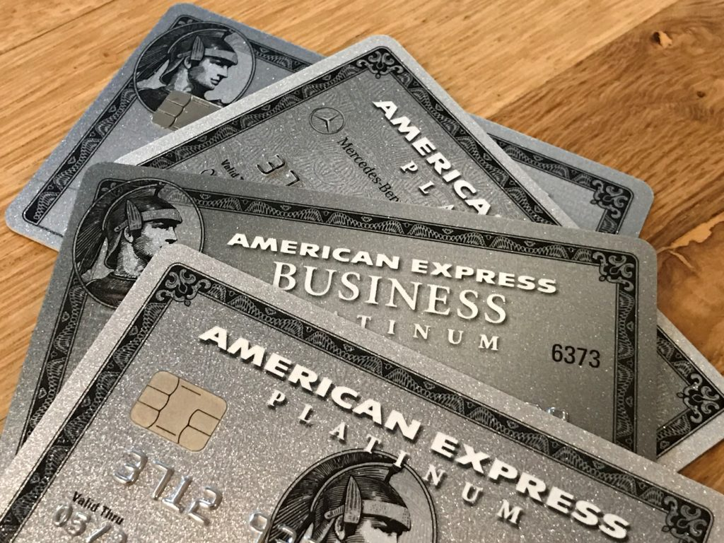 Amex Platinum Cards Multiple Varieties