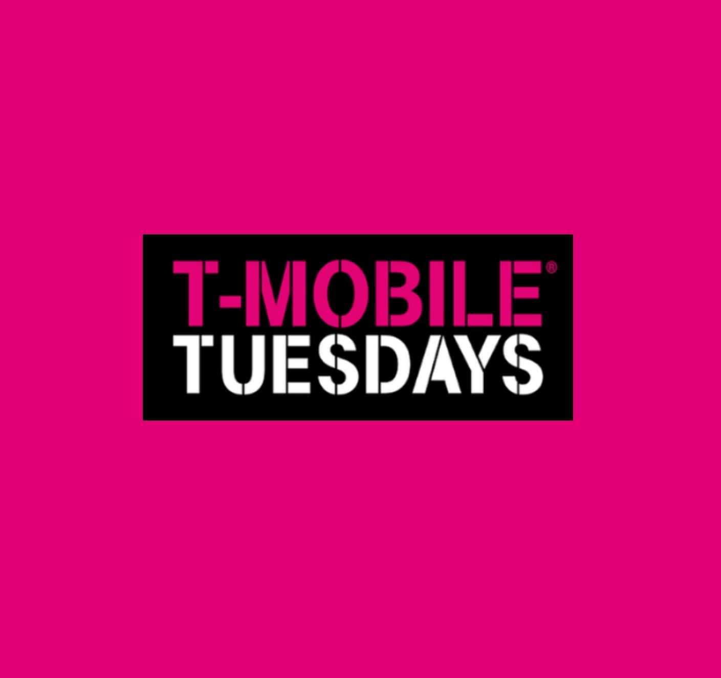Free $25 basic oil change with T-Mobile Tuesdays