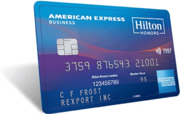 Hilton amex cards everything you need to know frequent miler hilton honors american express business card colourmoves