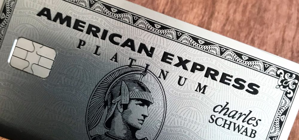 American Express Platinum Card for Charles Schwab: Invest with rewards
