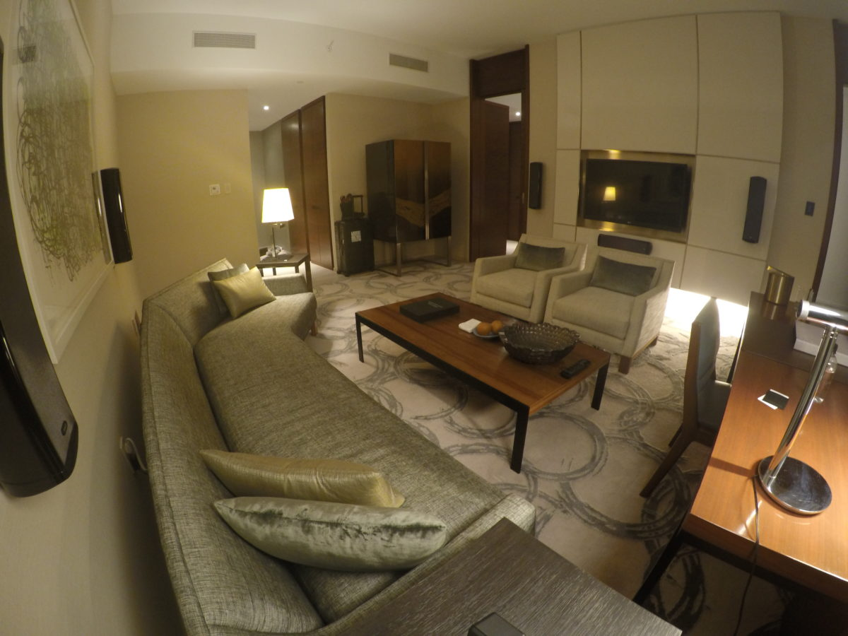 Park Hyatt New York Premium Suite