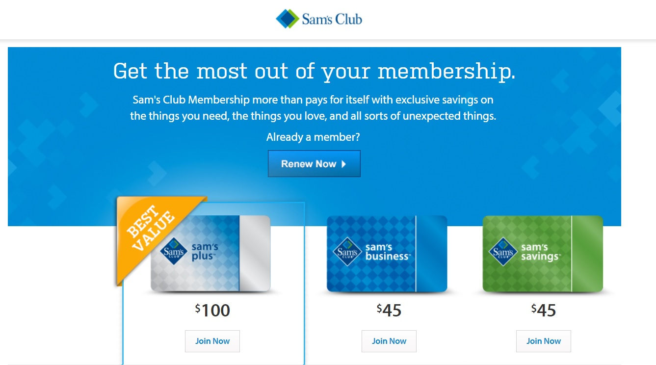 EXPIRED) Stack $25 off Sam\'s Club membership w/ AA miles or gift ...