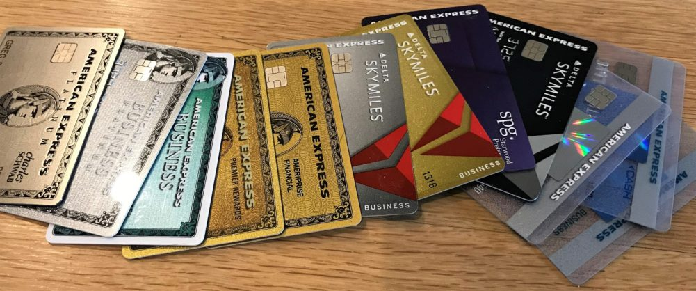 Which Amex Cards are Credit Cards? Which are Charge Cards? How many can you have?
