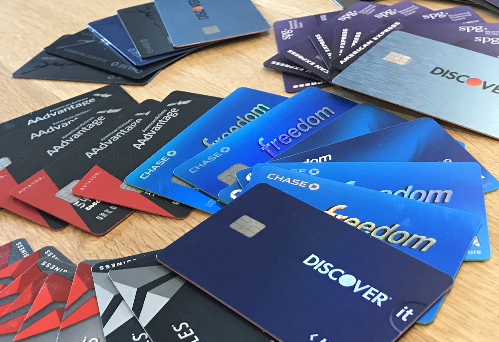 New credit cards and portals, evaluating the best offers, and more ...