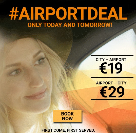 Sixt Airport to City Ride