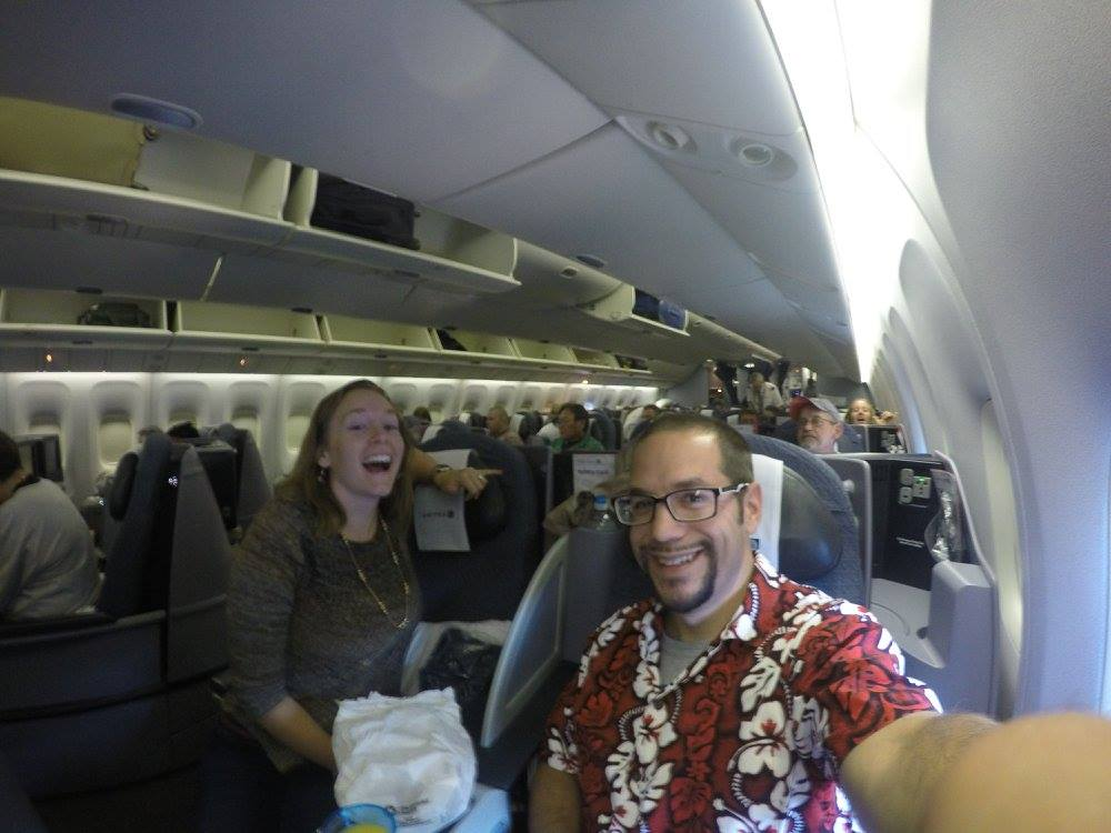 Nick cancelled a Turkish award ticket to Hawaii today; here's how it went