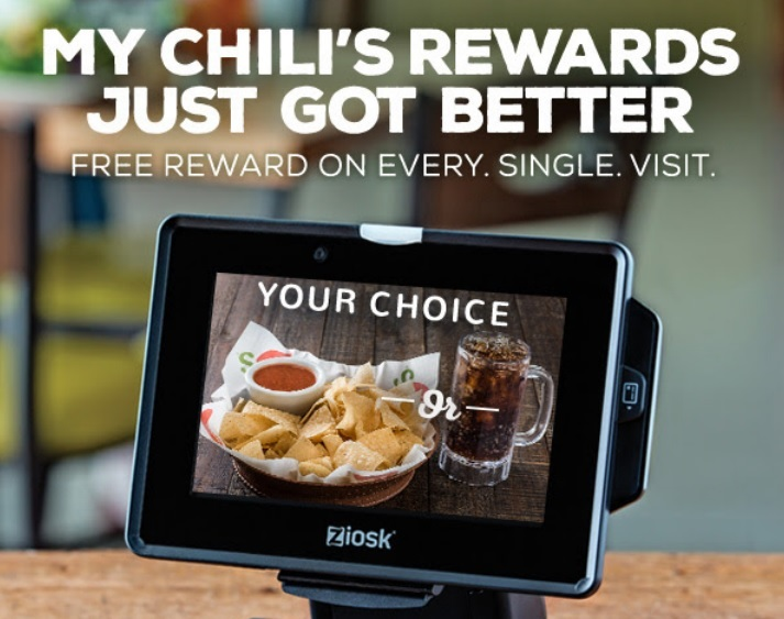 Free Chips & Salsa at Chili's