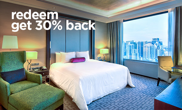 Radisson Rewards 30% Points Rebate
