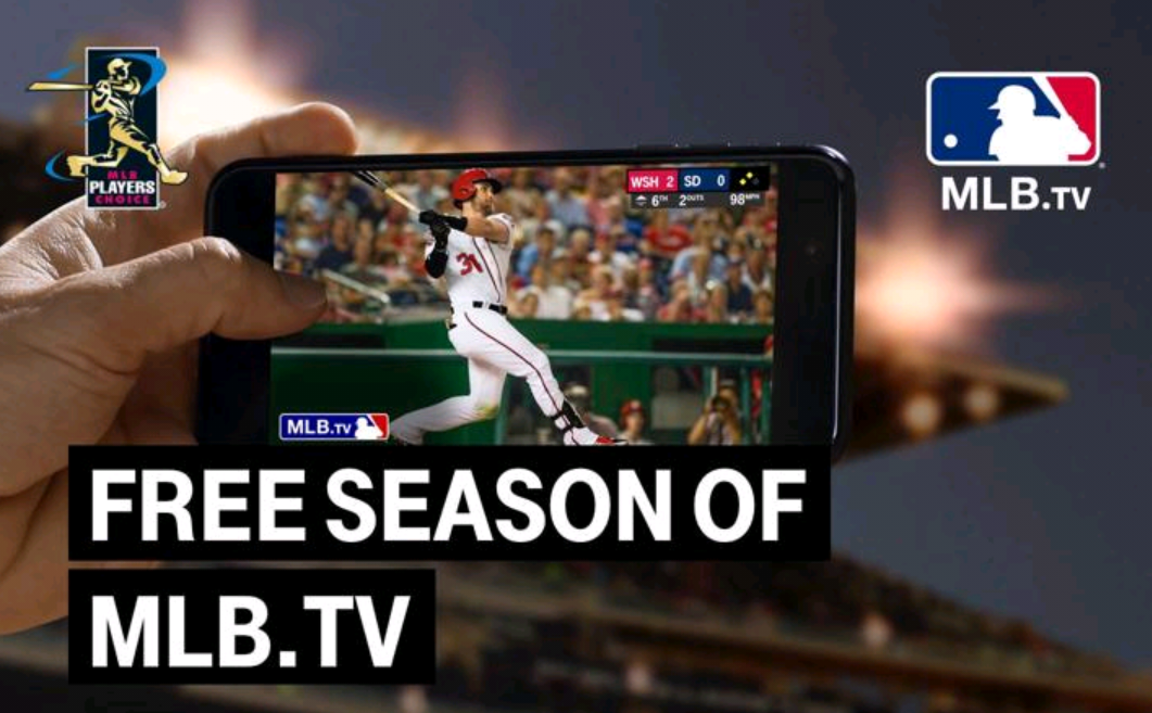 T-Mobile Tuesdays Free MLB TV