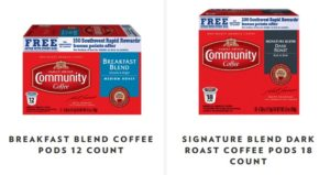 Southwest Rapid Rewards Community Coffee