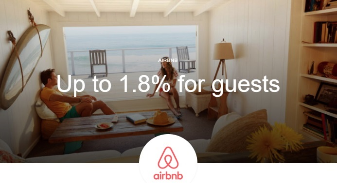 Acorns Found Money Airbnb