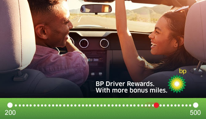 BP Driver Rewards United