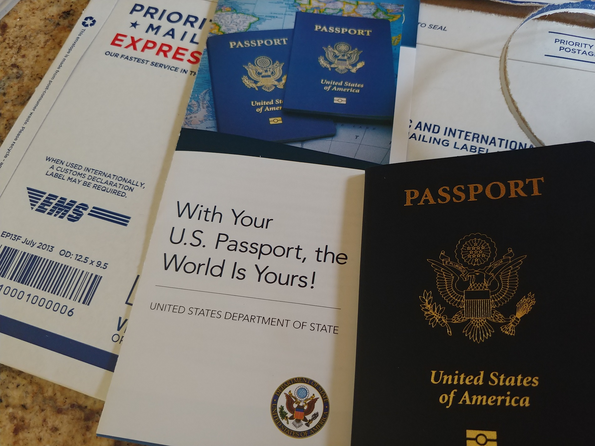 Baby Steps Getting A Passport For An Infant