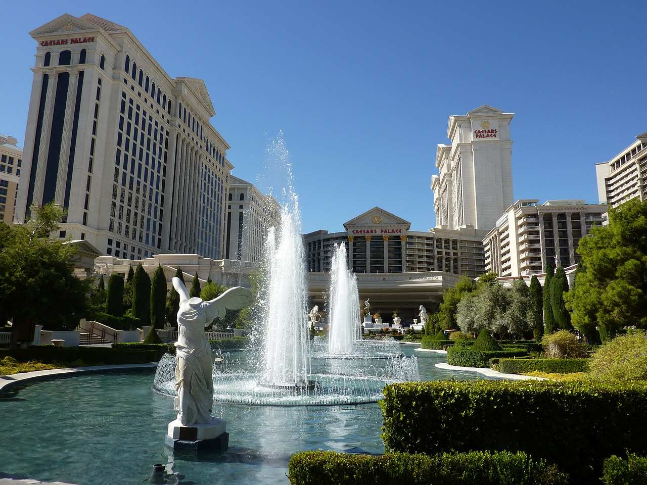 Caesar's Entertainment Las Vegas Amex Offer