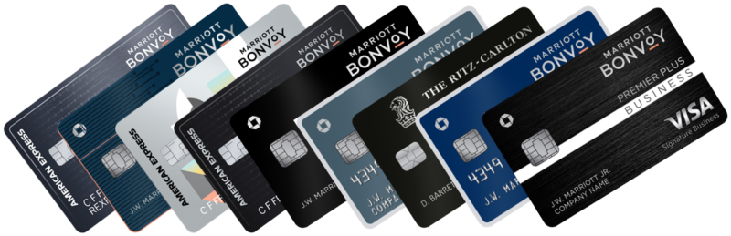 Marriott cards. If you have or have had one you may not be eligible for others
