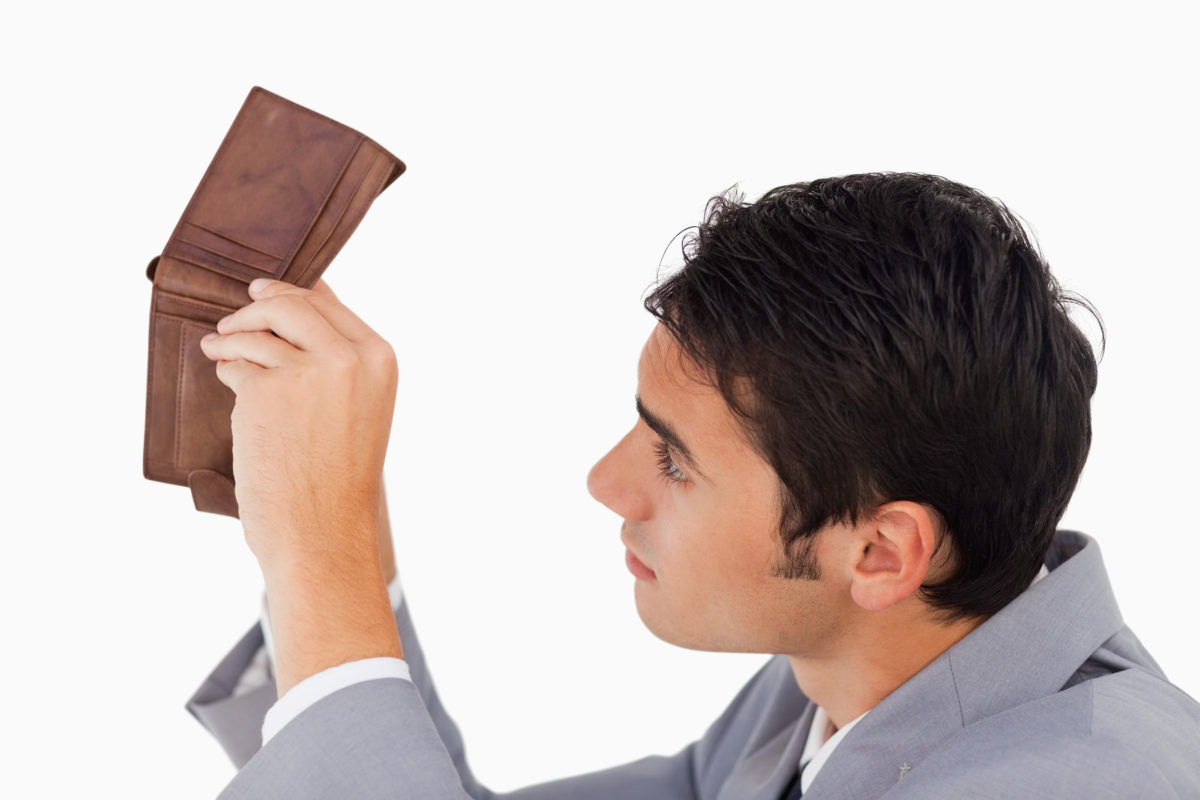 If you're wallet is empty you may be more interested in card offers with low spend requirements