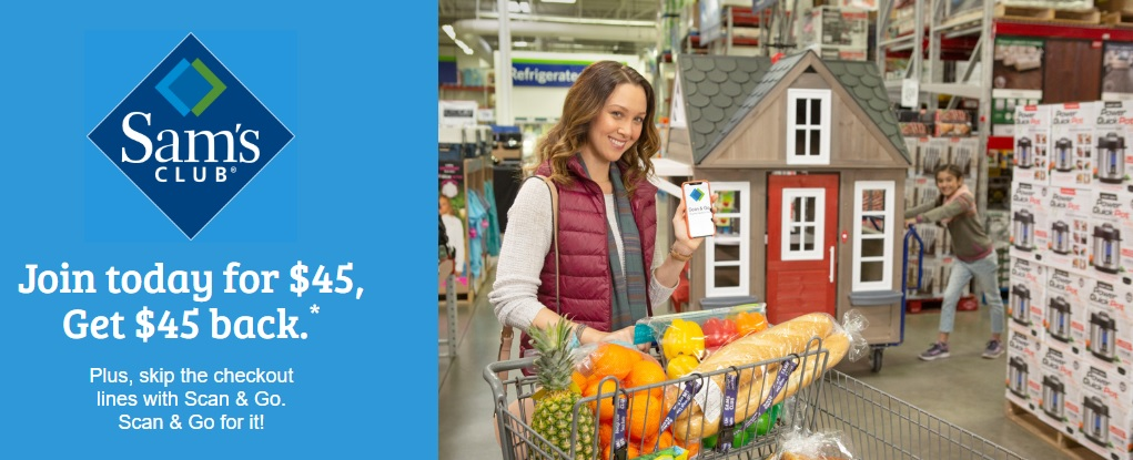 Sam's Club Scan & Go