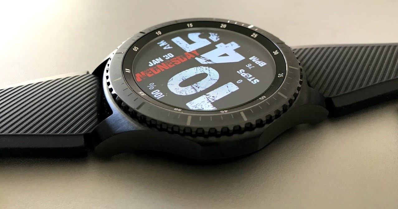 Easy mobile payments bonuses: Samsung Gear S3 Frontier for $110 at Amazon