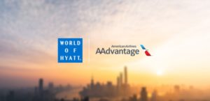 Hyatt American Airlines Partnership