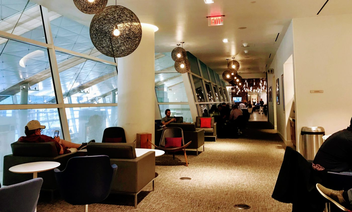 Centurion Lounge 3 hour policy doesn't apply to layovers
