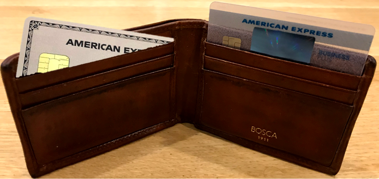 Amex Blue Business Plus Card