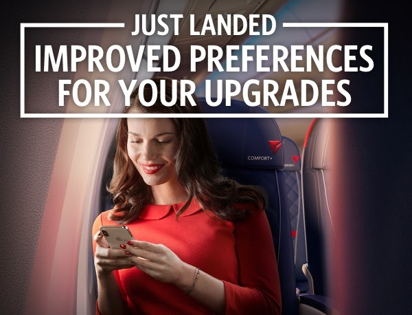 Delta Comfort Plus Upgrades