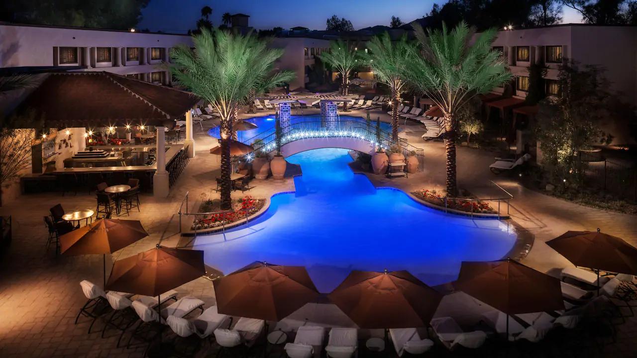 The Scottsdale Resort at McCormick Ranch A Destination Hotel Hyatt Arizona USA