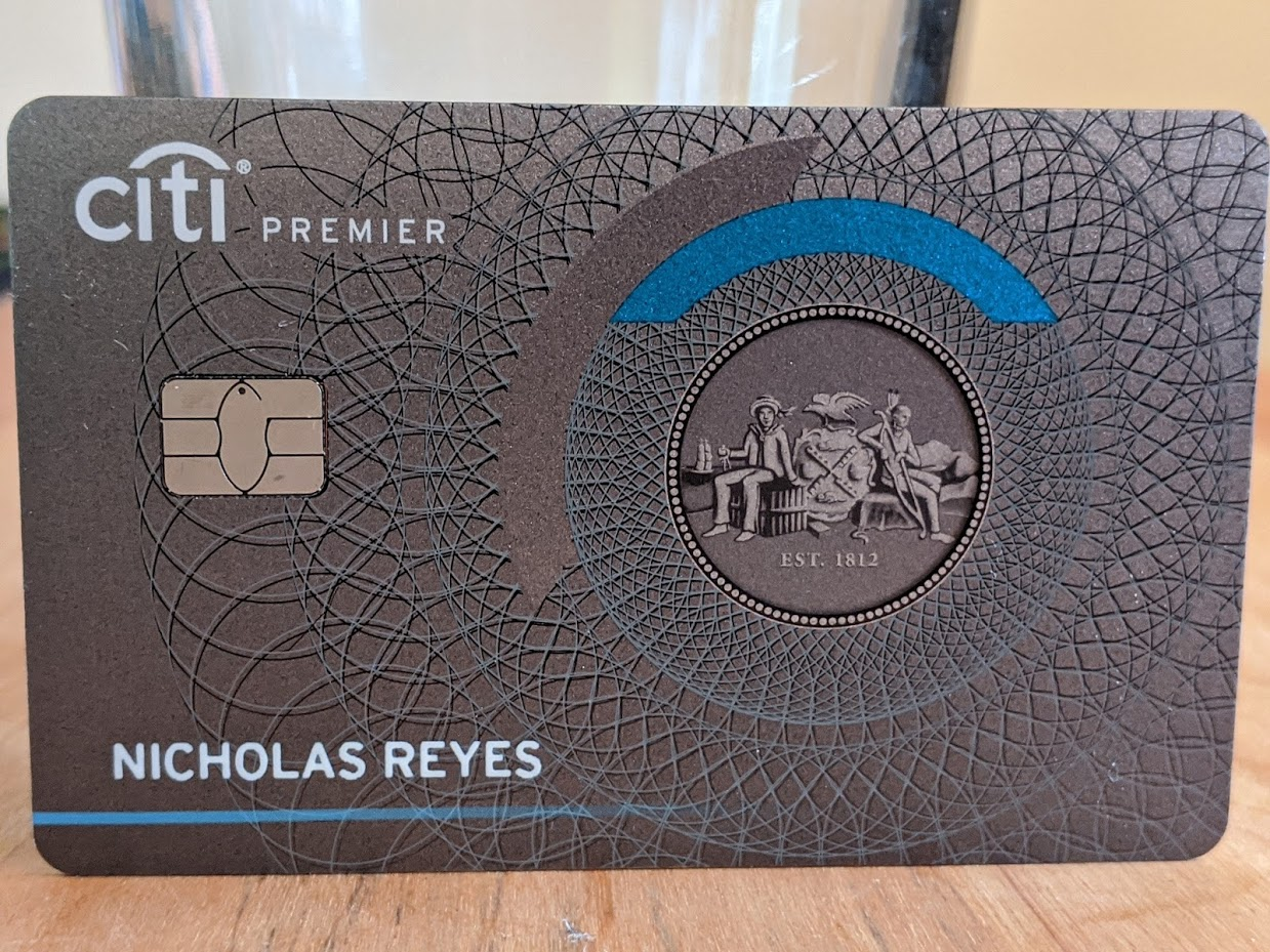 Citi Premier 13K/13K in-branch offer (possible match)