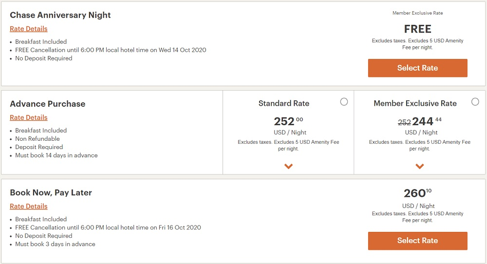 How To Redeem IHG Free Night Certificate 7