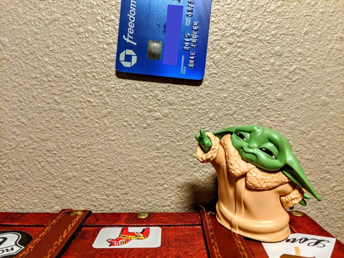 Baby Yoda Chase Freedom