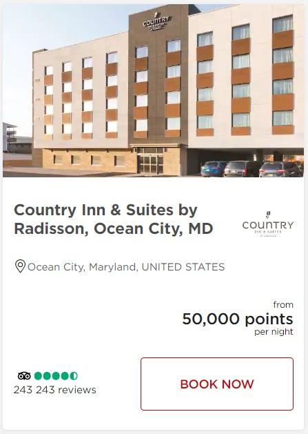 Country Inn & Suites Ocean City, MD