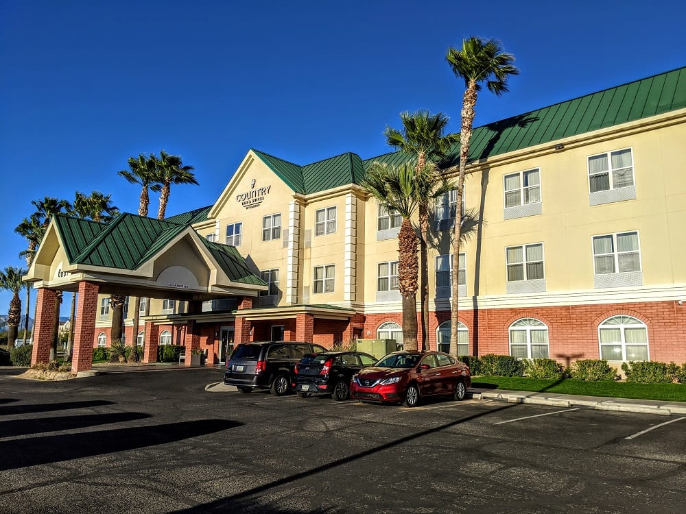 Country Inn & Suites Tucson Airport